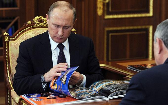 Путін будує Діснейленд: соцмережі вибухнули жорсткими жартами