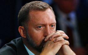 Санкции США заставили скандального Дерипаску избавиться от частных самолетов