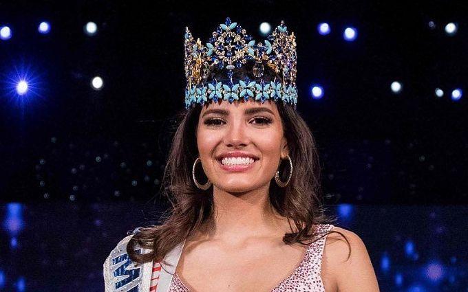 мисс мира 2016 фото победительница