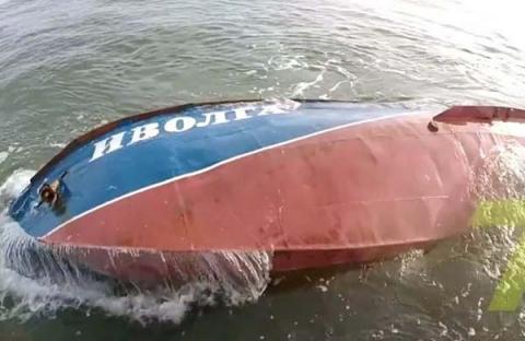 На борту затонулої «Іволги» могли перебувати 44 людини