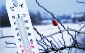 В Украину идут морозы: появился прогноз погоды на выходные