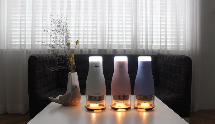 Ученые изобрели светодиодную лампу, которая работает от свечи
