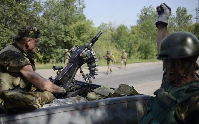 Бойовики ДНР пішли на прорив оборони сил АТО