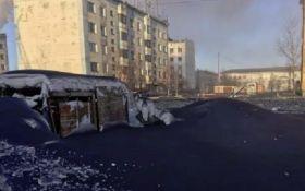 У Росії випав чорний сніг – опубліковані шокуючі фото