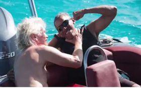 Видео отдыха Обамы с известным миллиардером впечатлило сеть
