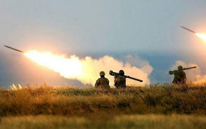 Бойовики з гранатометів атакували сили АТО на Донбасі: серед бійців ЗСУ багато поранених