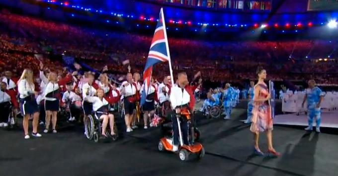 Церемония открытия Паралимпиады-2016: фото и видео из Рио (53)