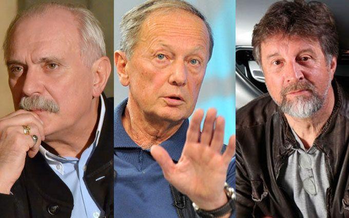 СБУ запретила въезд в Украину Михалкову, Задорнову, Ярмольнику и другим российским артистам