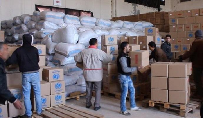 Уперше з жовтня в Мадаю пустили конвой з гуманітарною допомогою