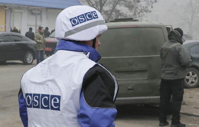 В ОБСЕ подтвердили гибель мирного жителя на Донбассе в ходе обстрела боевиков