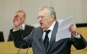 Ми вам не бидло: в Росії спалахнув гучний скандал після заяви Жириновського