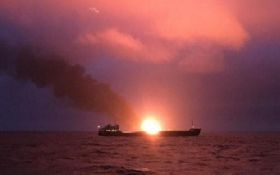 Смертельна пожежа на суднах в районі Керченської протоки - названа ймовірна причина