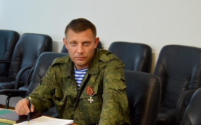 Ватажок ДНР заговорив про новий референдум про приєднання до Росії