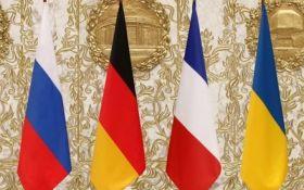 """Встреча """"нормандской четверки"""" в Берлине по Донбассу состоится, несмотря на морские события"""