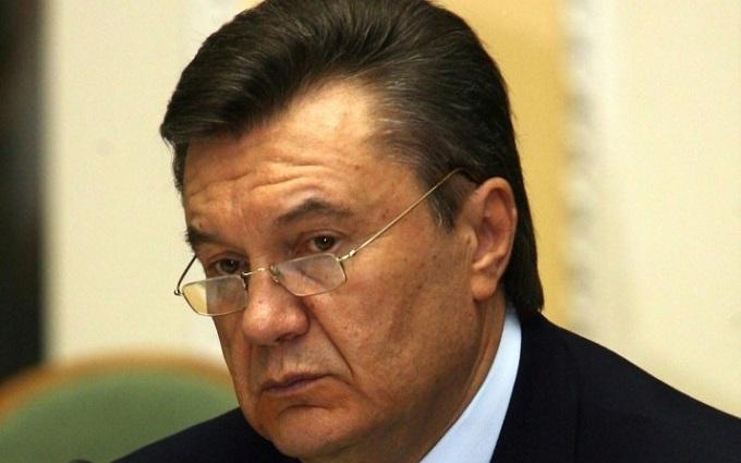 ЕС вынес официальное решение по санкциям против Януковича и компании