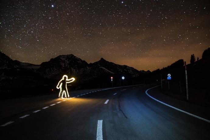 Корисно знати: як подорожувати автостопом (1)