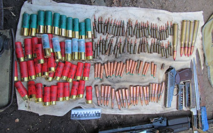 На Донбассе задержан пособник боевика Гиркина: опубликованы фото