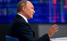 """""""Не напрягаюсь"""": Путин рассказал анекдот после заявления о трагедии в Керчи"""
