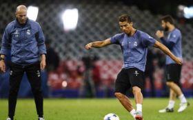 Зидан: Роналду останется в Реале, и точка