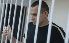 РосЗМІ: Сенцов припинив голодування