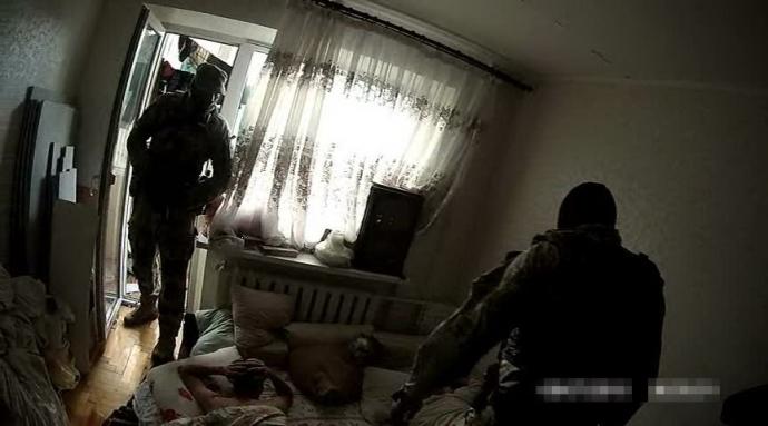 У Запоріжжі спійманий бойовик ДНР