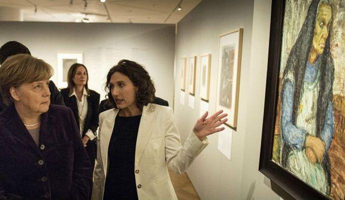 В Берлине открылась выставка Искусство Холокоста