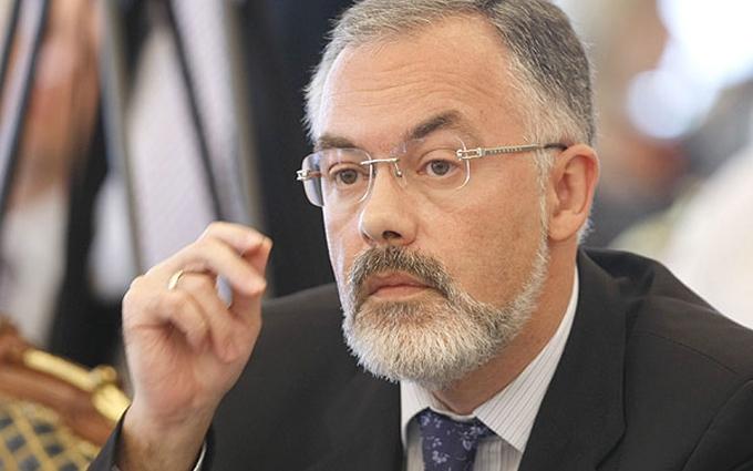 Суд заарештував рахунки колишнього українського міністра