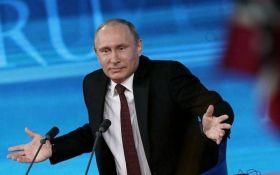"""""""Они сидят и все слушают"""": Путин прокомментировал изоляцию интернета в России"""
