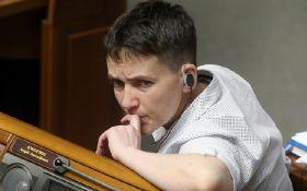 В Раде обвинили Савченко в уголовном преступлении и потребовали открыть дело