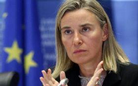 Головна дипломатка ЄС Могеріні вирішила завершити кар'єру