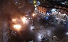 В Швеции вспыхнули беспорядки и стычки с полицией: появилось видео