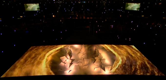 Церемония открытия Паралимпиады-2016: фото и видео из Рио (19)