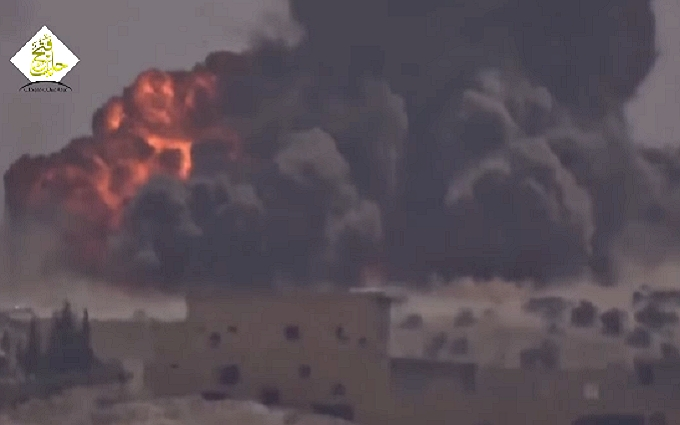 Сирійські повстанці знищили російську бойову систему: опубліковано відео