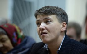 От Савченко отказались все ее адвокаты