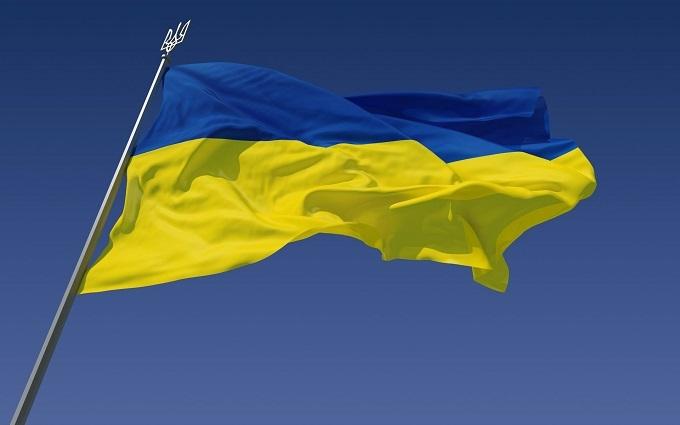 На Херсонщині поглумилися над прапором України: поліція вжила заходів