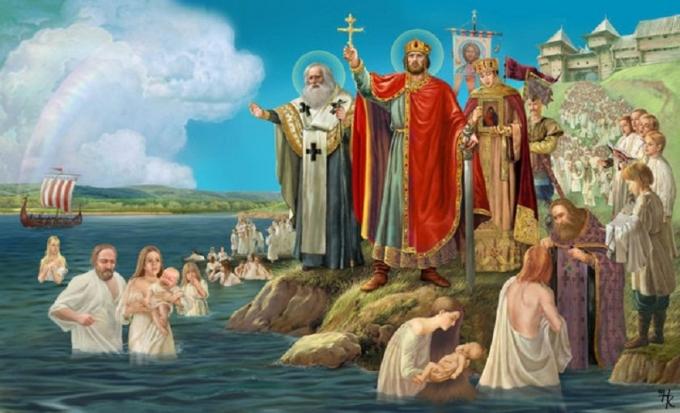 Крещение Киевской Руси: история праздника в Украине и программа мероприятий (1)