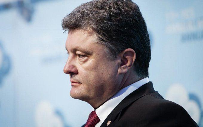 Порошенко в захваті від запуску нової української ракети: з'явилося відео