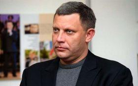 """А потом будем думать, как жить дальше: Захарченко назвал общую скандальную цель """"ЛДНР"""""""