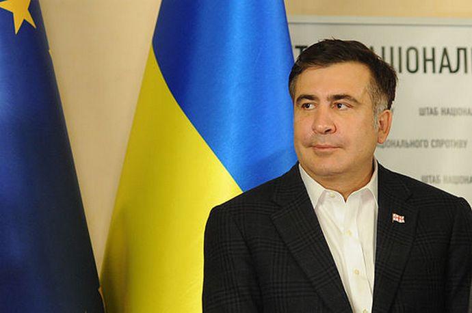 Саакашвили сделал неоднозначное заявление по МВФ