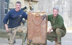 Британский коллекционер нашел золотые слитки в купленном танке - опубликованы фото