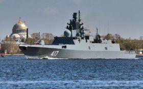 Россия разозлила Великобританию новым инцидентом в море