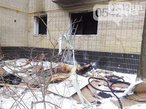 Взрыв квартиры в Сумах: появились фото и видео (14)