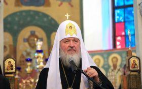 В незалежній країні має бути незалежна церква: патріарх Кирило здивував новою заявою