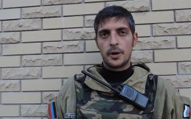 Гиви бегал как истеричка, но убили его не за это - украинский волонтер
