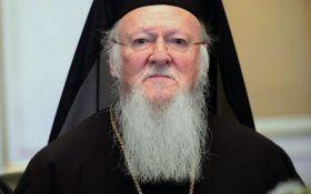 Россия должна смириться: патриарх Варфоломей громко поставил на место РПЦ по автокефалии Украины