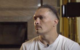Усик согласился - команда украинского чемпиона поразила планами