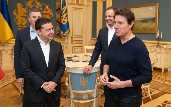 Том Круз відмовився від зйомок в Україні - що не сподобалося актору