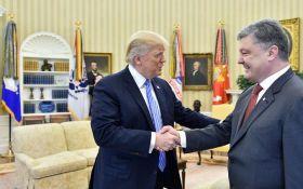 Встреча Порошенко и Трампа - первые подробности