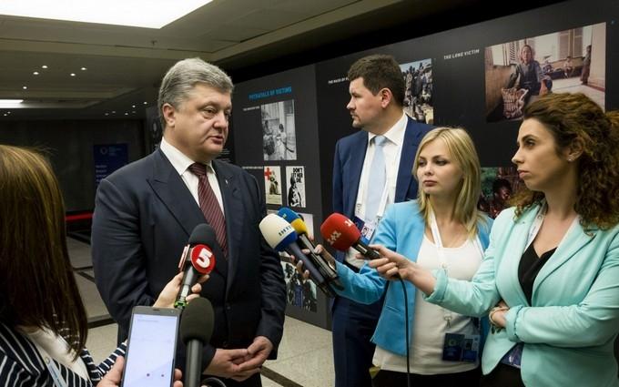 Порошенко оголосив рішення щодо помилування російських ГРУшників