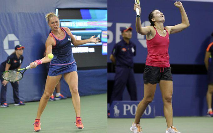 Бондаренко - Севастова: онлайн трансляція матчу 1/16 фіналу US Open